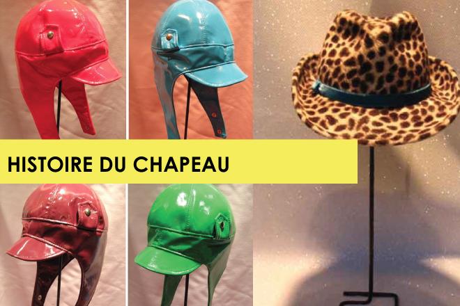 HISTOIRE DU CHAPEAU