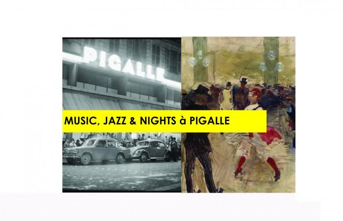 MUSIC ET NUITS de PIGALLE