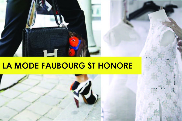 LA MODE FAUBOURG ST HONORE
