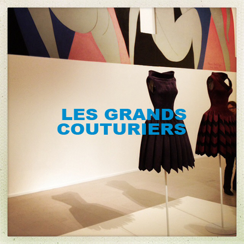 PARIS DES COUTURIERS