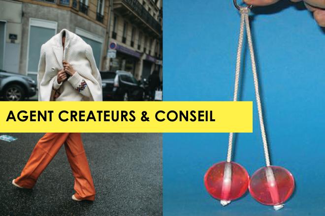 AGENT CREATEUR & CONSEIL
