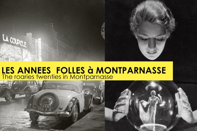 MONTPARNASSE ANNEES FOLLES