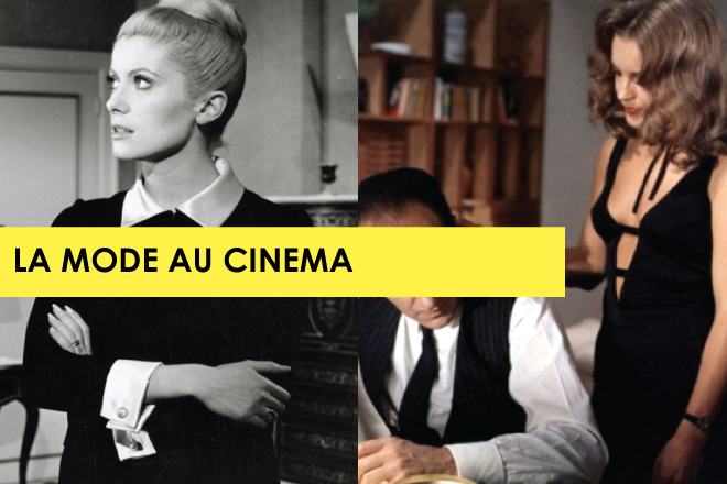 LA MODE AU CINEMA